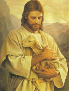 The Prince of Peace and the Lamb of God