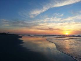 Topsail Reflected Sunrise 4-26-16